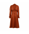 trench wool roest