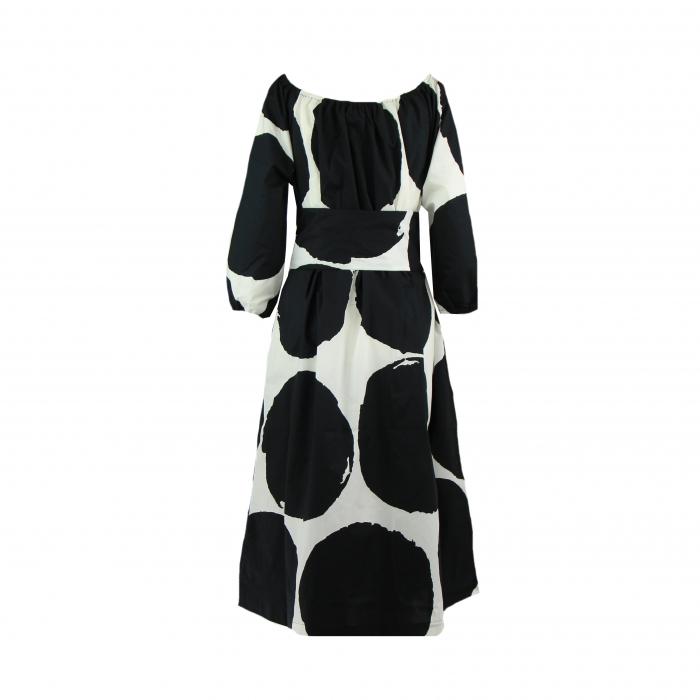 kleed boldesign  zwart/wit