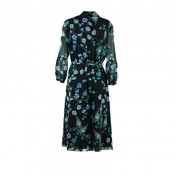 kleed bloem mar/groen