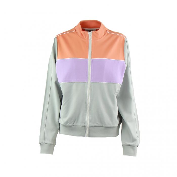 tracksuit oranje/lila/grijs