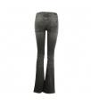 grijze jeans bootcut