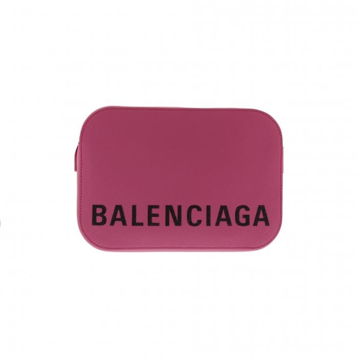 camera bag roze logo