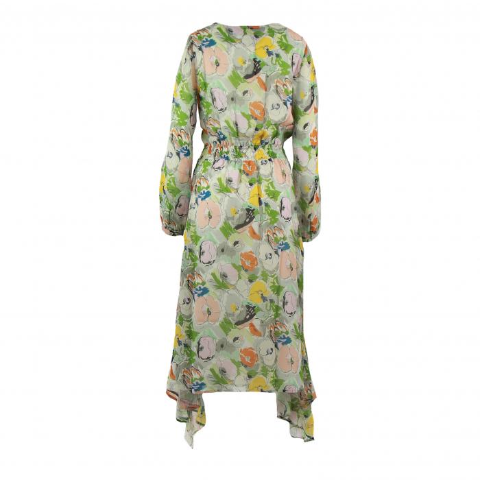 kleed midbeen rek bloem