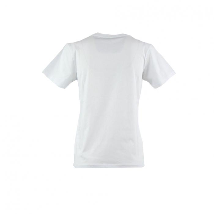 T-shirt engeltjes wit