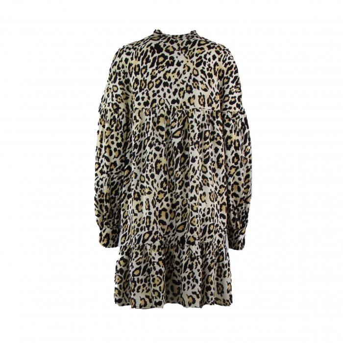 kleed kort leopard