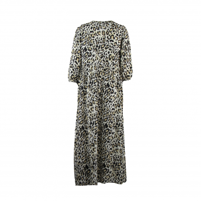 kleed lang leopard