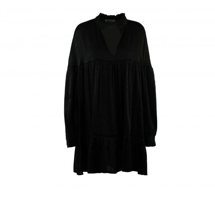 kleed kort zwart